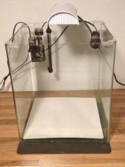 dennerle nano marinus cube 60l aquarium meerwasser in. Black Bedroom Furniture Sets. Home Design Ideas