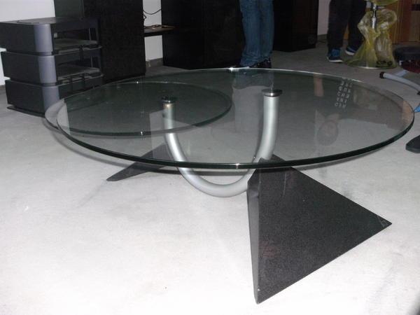 Designer couchtisch glastisch lougetisch marke rolf for Designer glastisch