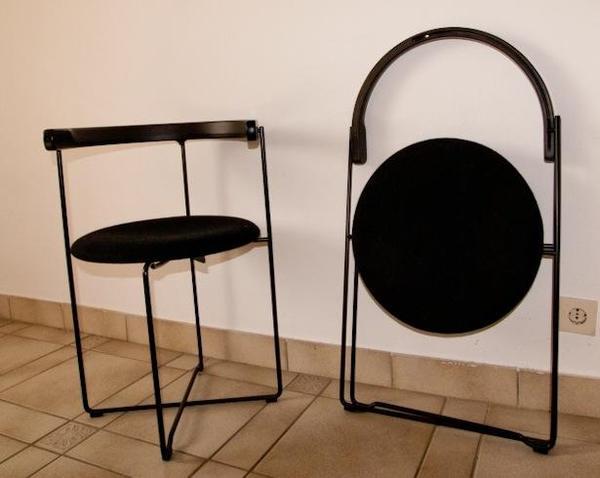 designer klappstuhl soley 2750 in frankfurt sonstiges f r den garten balkon terrasse kaufen. Black Bedroom Furniture Sets. Home Design Ideas