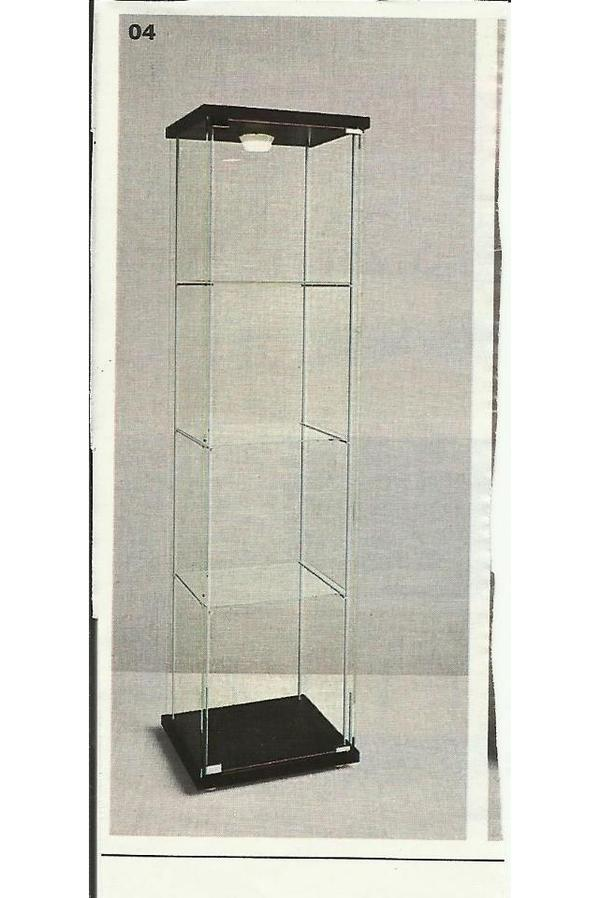 detolf vitrine in hamburg ikea m bel kaufen und verkaufen ber private kleinanzeigen. Black Bedroom Furniture Sets. Home Design Ideas