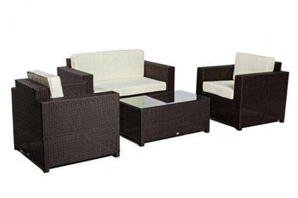 die merxx polyrattan lounge garten terrassenm bel set in frankfurt gartenm bel kaufen und. Black Bedroom Furniture Sets. Home Design Ideas