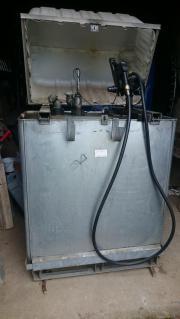 Dieseltank mit elektrischer