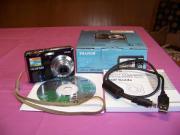 Digitalkamera Fujifilm Finepix AV200 Verkaufe meine Fujifilm Digitalkamera da ich auf Spiegelreflex umgestiegen bin. Das Gerät ist voll funktionsfähig und mit allem Zubehör. Die ... 50,- D-77855Achern Heute, 09:15 Uhr, Achern - Digitalkamera Fujifilm Finepix AV200 Verkaufe meine Fujifilm Digitalkamera da ich auf Spiegelreflex umgestiegen bin. Das Gerät ist voll funktionsfähig und mit allem Zubehör. Die