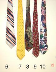 Diverse Krawatten Seidenkrawatten