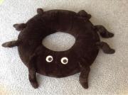 Donutkissen Spinne