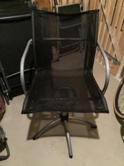 Drehsessel - Schreibtisch