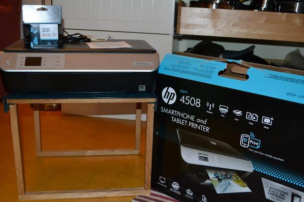 drucker hp envy 4508 lan w lan in hamburg tintenstrahldrucker kaufen und verkaufen ber. Black Bedroom Furniture Sets. Home Design Ideas
