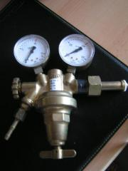 Druckminderer für Flaschengase