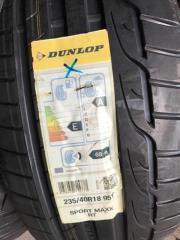 Dunlop Sommerreifen 235/
