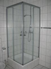 eckeinstieg duschabtrennung haushalt m bel gebraucht und neu kaufen. Black Bedroom Furniture Sets. Home Design Ideas