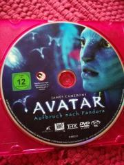 DVD Avatar Versand