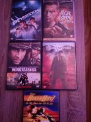 DVD'S Action-