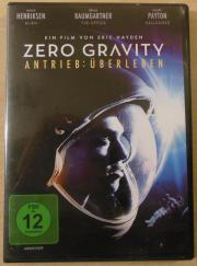DVD Zero Gravity