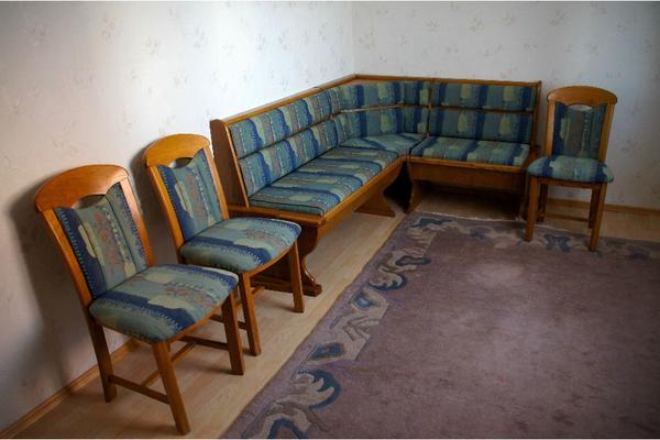 rustikale eckbank neu und gebraucht kaufen bei. Black Bedroom Furniture Sets. Home Design Ideas