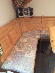 eckbank kiefer haushalt m bel gebraucht und neu. Black Bedroom Furniture Sets. Home Design Ideas