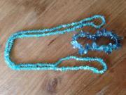 Edelsteingekette - Armband