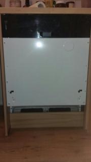 Ein Bau spülmaschine