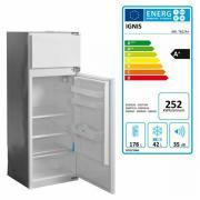 Einbaukühlschrank/Gefrierkombi A+