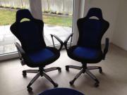 Eleganter & bequemer Bürodrehstuhl