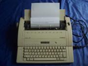 elektr. Schreibmaschine Olympia