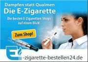 Elektrische Zigarette, E-