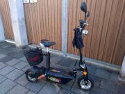 Elektro Roller (Mach