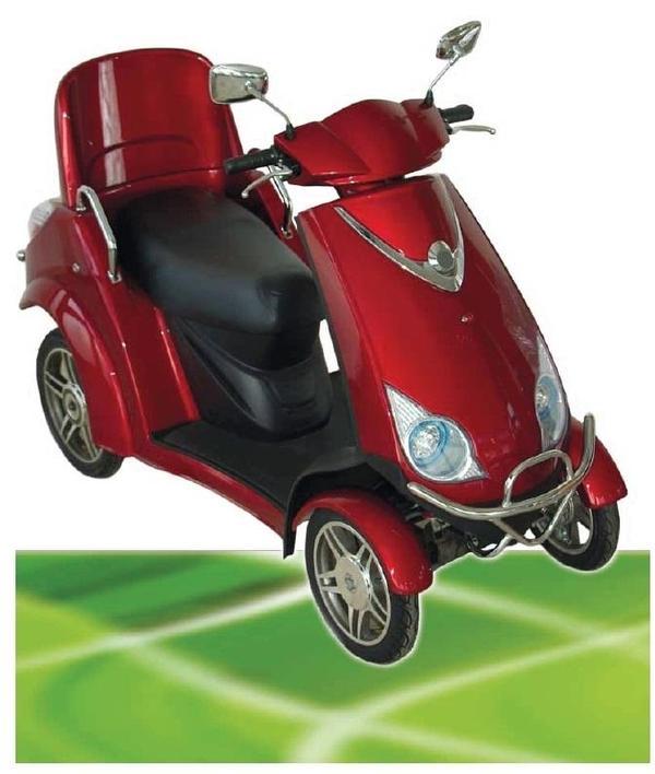 elektromobil boco bis 20 km h elektrovierrad elektroroller