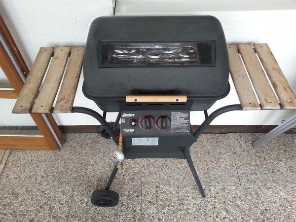 enders lavastein gas grill tennessee in feldkirch sonstiges f r den garten balkon terrasse. Black Bedroom Furniture Sets. Home Design Ideas
