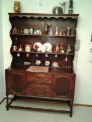 spiegelschrank englisch ca 1900 in Frankfurt   Stilmöbel