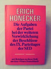 Erich Honecker IX.