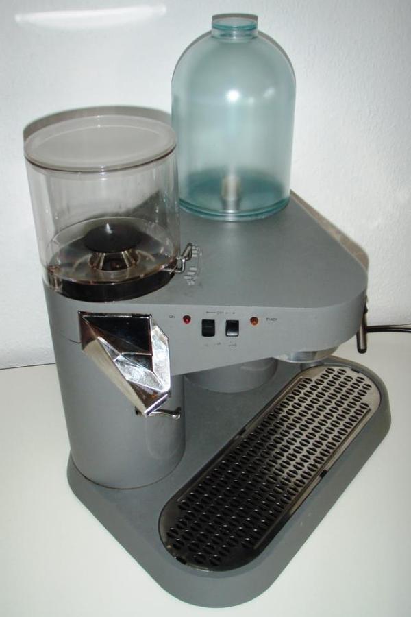 espressomasch neu und gebraucht kaufen bei. Black Bedroom Furniture Sets. Home Design Ideas