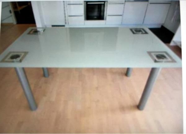 esstisch rechteckig kaufen gebraucht und g nstig. Black Bedroom Furniture Sets. Home Design Ideas