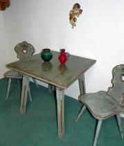 voglauer tisch kaufen gebraucht und g nstig. Black Bedroom Furniture Sets. Home Design Ideas