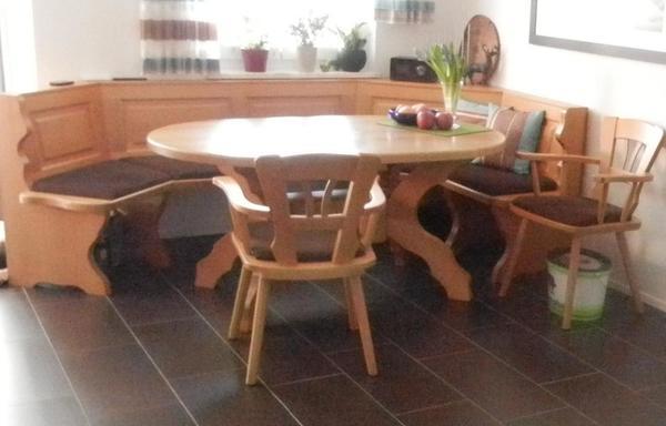 eckbank landhaus gebraucht kaufen 4 st bis 65 g nstiger. Black Bedroom Furniture Sets. Home Design Ideas