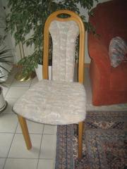 esszimmerstuehle eiche hell haushalt m bel gebraucht und neu kaufen. Black Bedroom Furniture Sets. Home Design Ideas