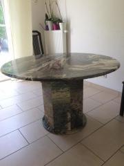 Tisch rund marmor haushalt m bel gebraucht und neu for Tisch rund marmor