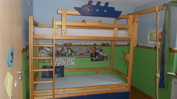 etagenbett kleinanzeigen familie haus garten. Black Bedroom Furniture Sets. Home Design Ideas