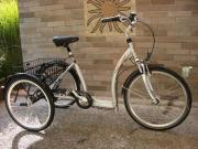 Fahrrad (Dreirad) mit