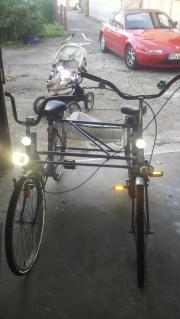 tandem fahrrad in mannheim sport fitness sportartikel gebraucht kaufen. Black Bedroom Furniture Sets. Home Design Ideas