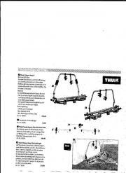 Fahrradträger - für Wohnwagen