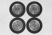 Felgen-Halter Reifen-