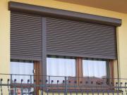Fenster-Rollladen aus