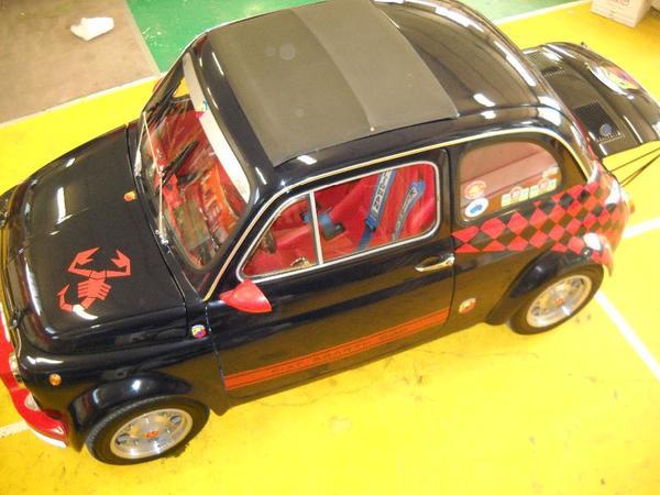 fiat 500 abarth oldtimer sport rennwagen in freiburg. Black Bedroom Furniture Sets. Home Design Ideas