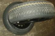 Fiat500! Winterkomplettradsatz 175/