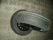 FIAT500! Winterkompletträder 175/