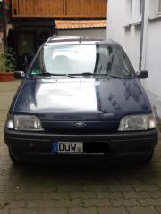 Ford Fiesta Baujahr