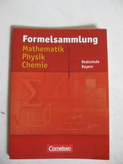Formelsammlung Realschule Bayern