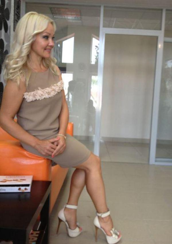 Russische Frau Ekaterina möchte Mann kennen lernen