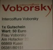 Friseur Gutschein Voborsky