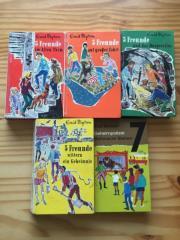 Fünf Freunde Bücher,